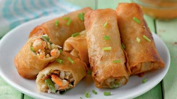 Lumpiang Togue Recipe!