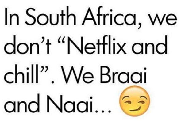 Netflix braai