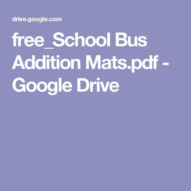 free_School Bus Addition Mats.pdf - Google Drive