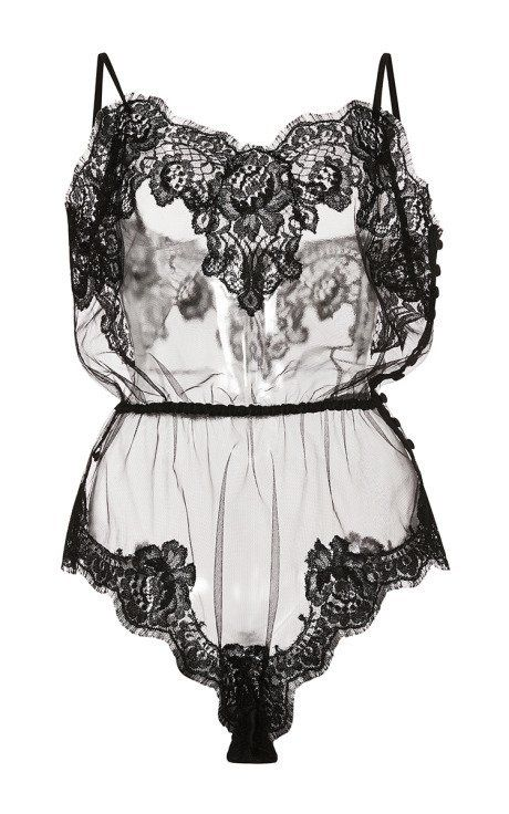I really like this. So sheer. So me- Rosamosario Special 2015 collection | my lingerie