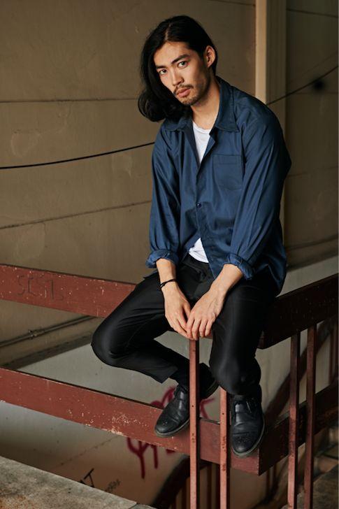 Benny Tran model