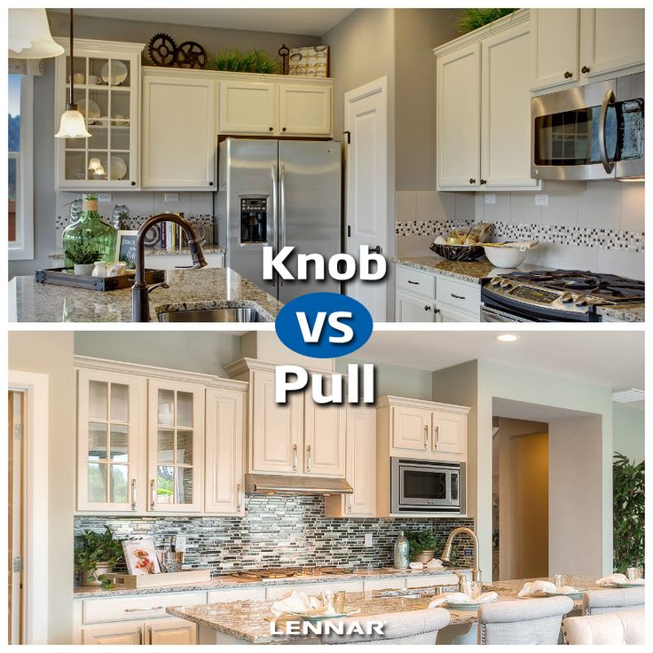 When It Comes To Choosing Hardware For Your Kitchen