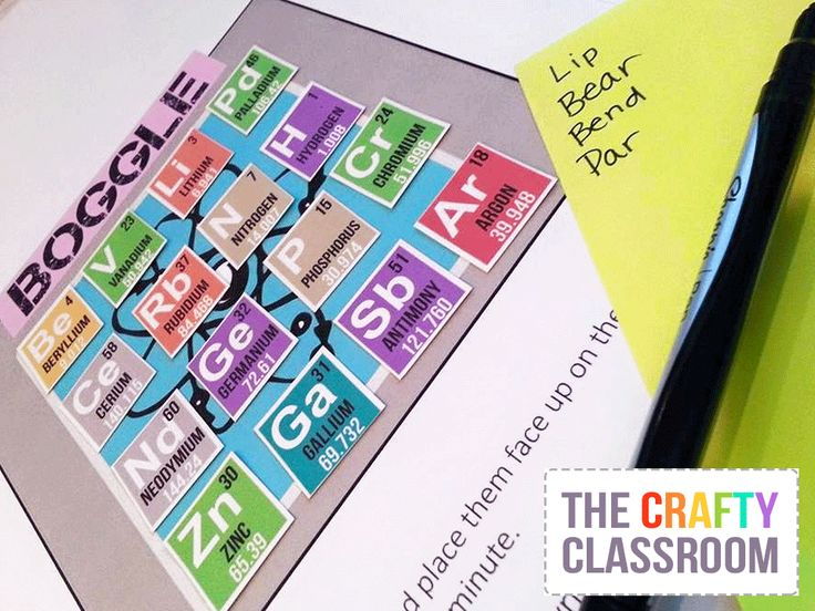 61 best children art projects images on pinterest art - Interactive periodic table game ...