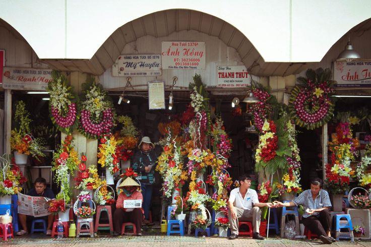 Saigon Market by Mariana García Moreno on 500px
