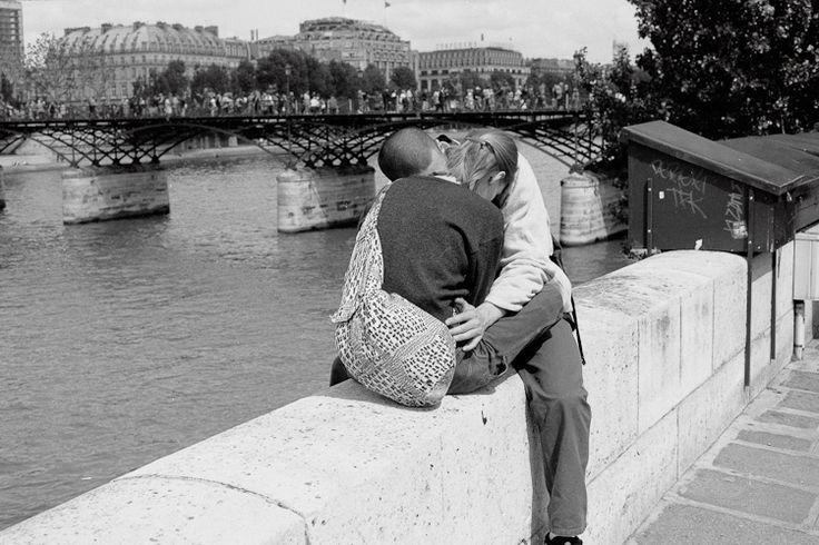 ... on the Seine, Paris   New York   Dave Beckerman circa 1995 (film
