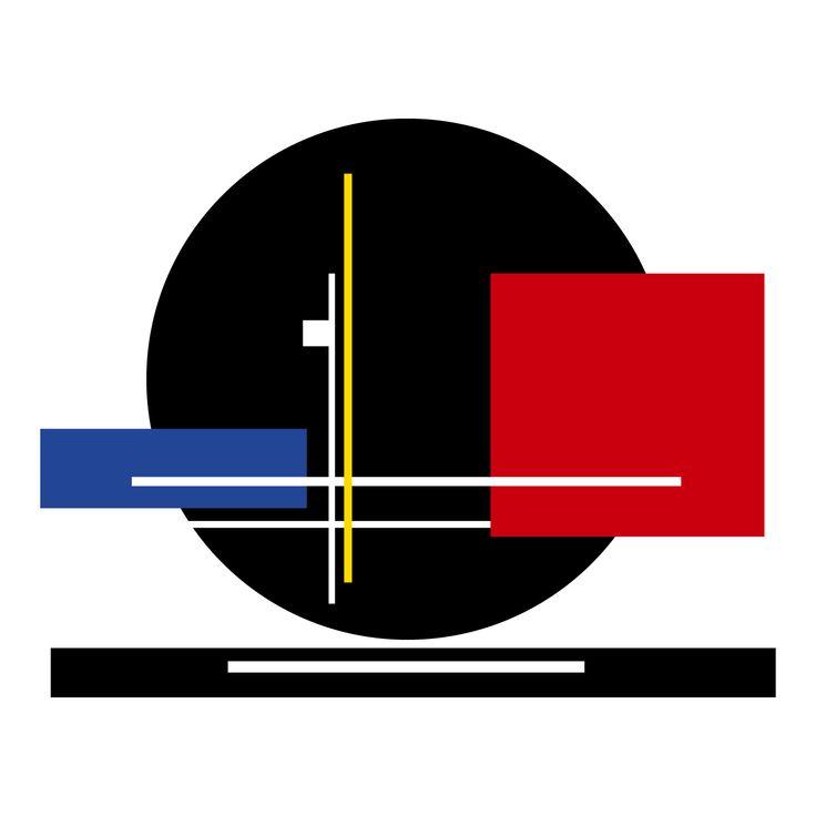 Jean (Albert) Gorin French (1899-1981) Untitled constructivist composition