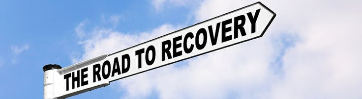 Choose the road of recovery.