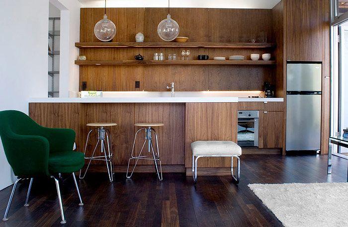 Tidlöst och sobert – 13 kök i valnöt - Sköna hem