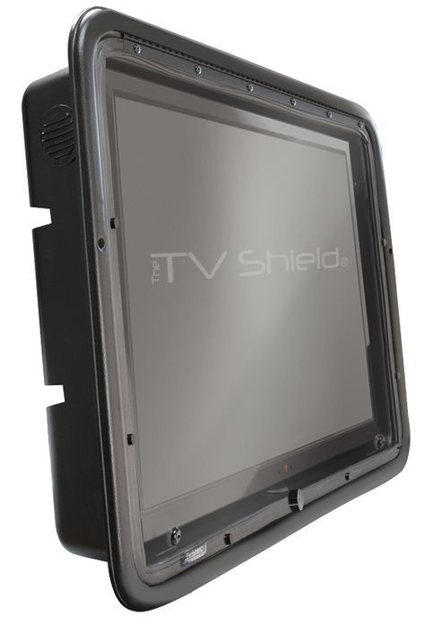 A case for your television that allows you to watch tv outside with a weatherproof tv enclosure. Visit -- thetvshield.com