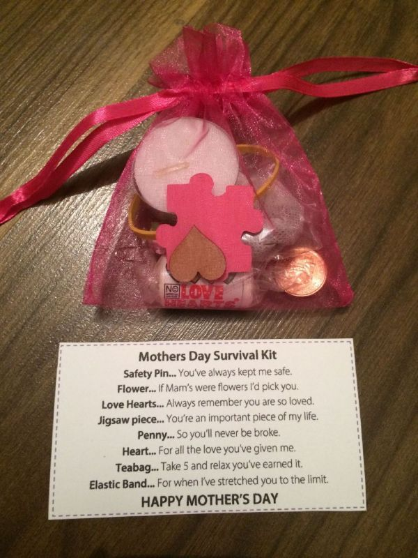 mother's day survival kit - Google Search