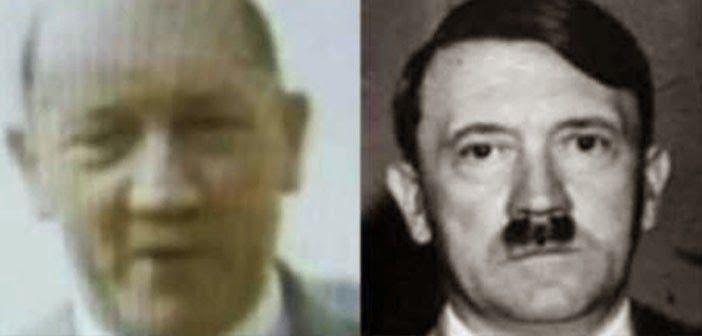 Τα πρόσφατα  δημοσιευμένα έγγραφα του FBI δείχνουν ότι όχι μόνο ο Χίτλερ και η Εύα  Μπράουν αυτο...