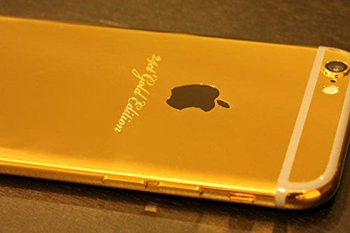 24 Carat Gold iPhone 6 Factory Unlocked Black/Gray 128GB Brand new 24K Indulge in Gold http://www.amazon.com/dp/B00O22K1U6/ref=cm_sw_r_pi_dp_gZ5jvb0F4GNE9