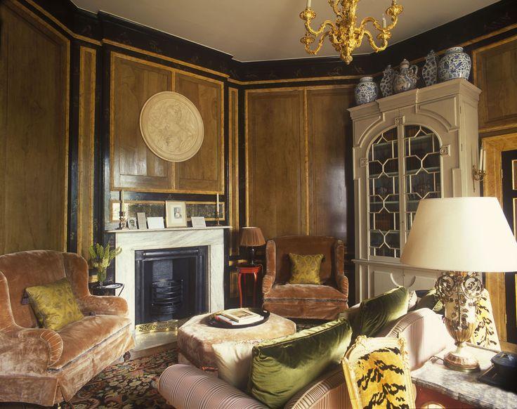 Die besten 25+ Nicky haslam Ideen auf Pinterest Englisches - englischer landhausstil wohnzimmer