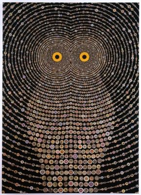 Night Music for Raptors - Fred Tomaselli - 2010 - 36332
