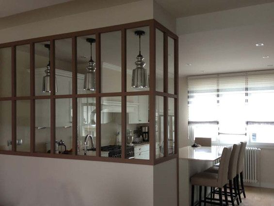 d co cuisine avec verriere. Black Bedroom Furniture Sets. Home Design Ideas
