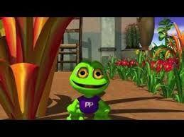 Resultado de imagen para la rana de la granja de don zenón. dibujo animado