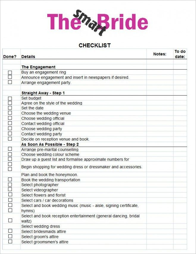 Wedding Checklist Template.Pin By Wedding Wall On Wedding Wall In 2019 Wedding