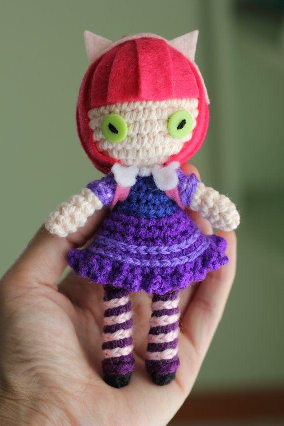 PATTERN Annie from League of Legends Crochet by epickawaii on Etsy, $3.99