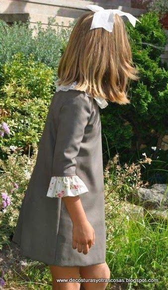 DRESS AS A KEYSTONE SEWING FOR GIRLS
