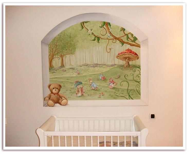 105 best trompe l 39 oeil images on pinterest murals wall for Poster trompe oeil fenetre