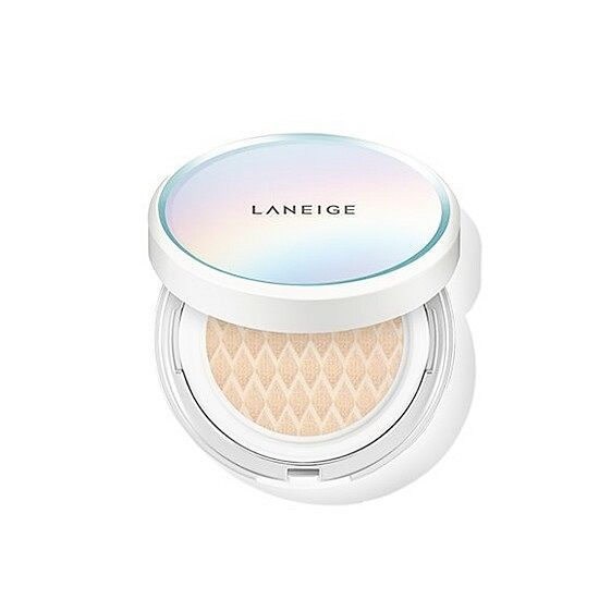 LANEIGE BB Cushion Pore Control SPF50+ PA+++15g + Refill 15g (Beige Color) #Laneige