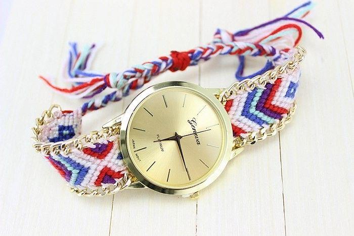 Aliexpress.com: Comprar 12 colores señoras de manera de la venta de Ginebra mujeres relojes de cuarzo relojes de pulsera de reloj de vestir Relogios Femininos 2015 relojes mujer B711196 de titular de la tarjeta de regalo patrón fiable proveedores en FASHION THE WORLD CO.,LTD.