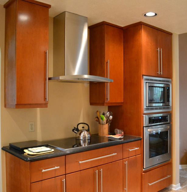 kitchen with wood cabinets 1000 ideas about modern microwave ovens on 22230