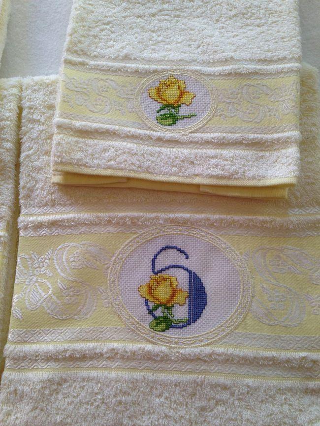 Asciugamani stefano - Dall'album di Vanwitch