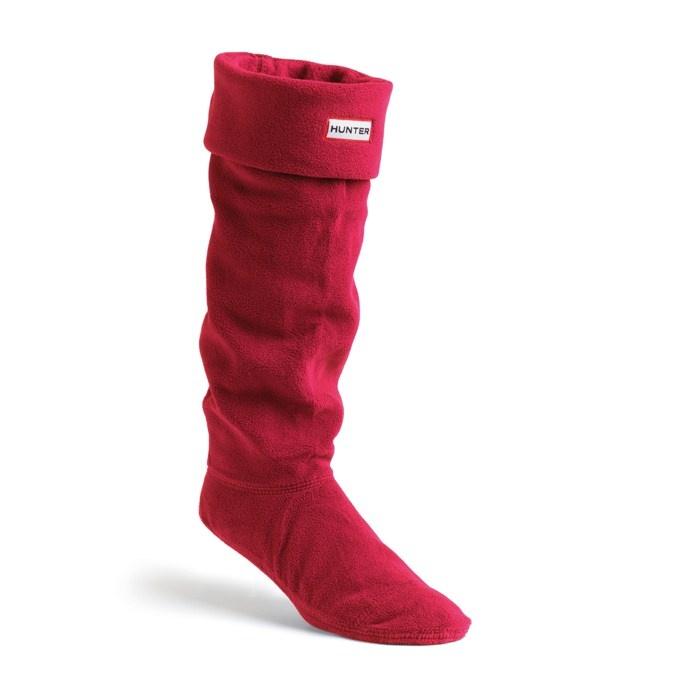 Calcetines Hunter rojos