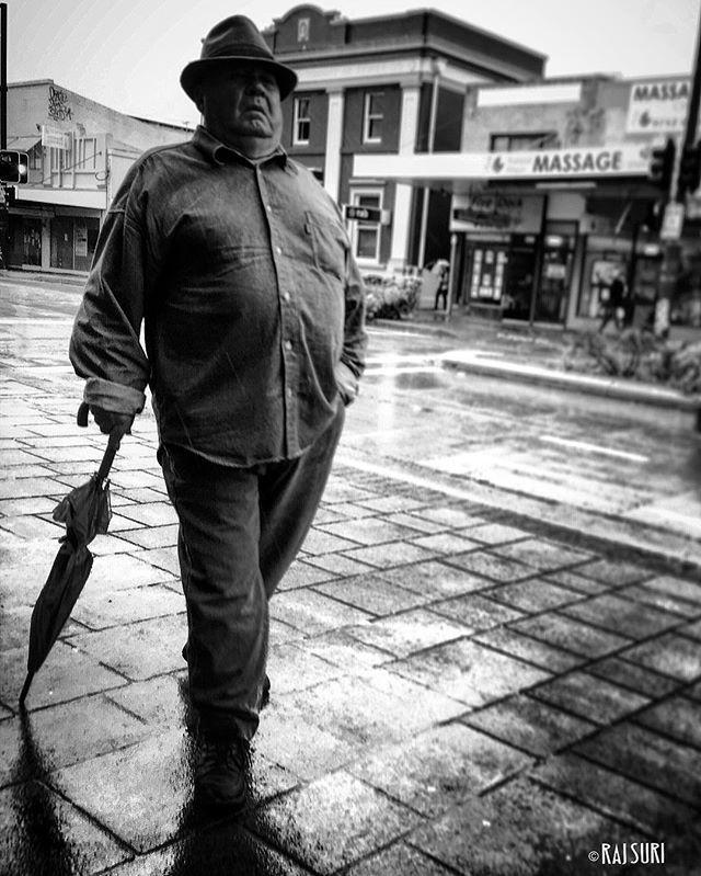 On a rainy day   Five Dock, Sydney   photo @rajsuri   4 June 2016  #documentary #bw #photojournalism #streetphotography #life #society #people #culture #humanity #film #reportage #story #Australiantoo #photooftheday #rajsuri #lensculture #everydayaustralia #rain #portrait #journalism #multiculturalism #migrantcountry  #Sydney #essay #innerwest