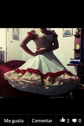 Vestido huasa :)