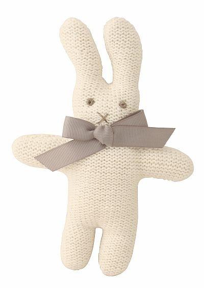 Knit flat white bunny    alimrose.com.au