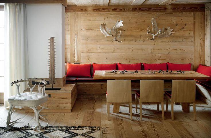 Villa Cortina D' Ampezzo Picture gallery Arredamento