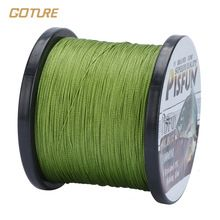 Goture 1000M Pisfun Series PE Braided Fishing Line Super Strong Japan Multifilament Line8 10 20 30 40 60LB  $US $20.30 & FREE Shipping //   http://fishinglobby.com/goture-1000m-pisfun-series-pe-braided-fishing-line-super-strong-japan-multifilament-line8-10-20-30-40-60lb/    #fishingrods