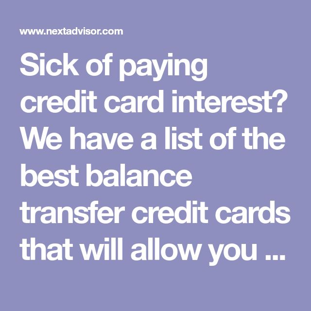 Best 0% APR Credit Cards For 2020: No Interest Until 2021