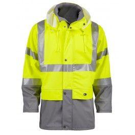 Veste de pluie haute visibilité Bandit North Ways - Cotepro