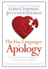 The Five Languages of Apology by Gary Chapman. It helps you understand that apology and forgiveness are very important to maintain a healthy relationship.