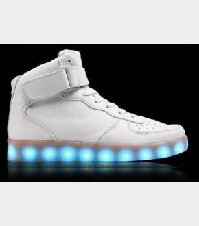 "Chaussures Lumineuses Montantes ""So High"""