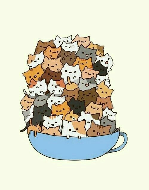 Cup O Kittens