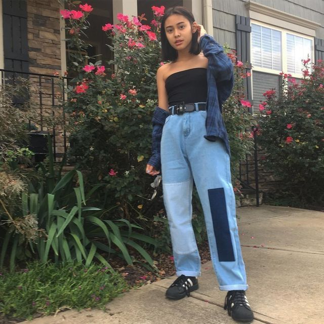 Pinterest Fabiennxoxo Aesthetic Clothes Pretty Outfits Streetwear Fashion