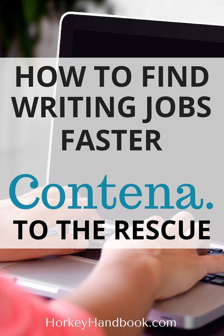 17 best ideas about writing jobs creative writing find writing jobs faster contena to the rescue