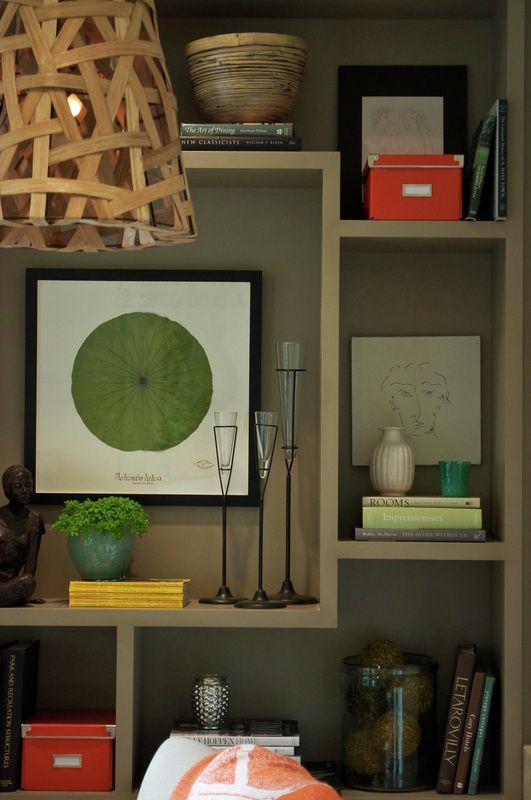 design indulgence styling bookshelves 2