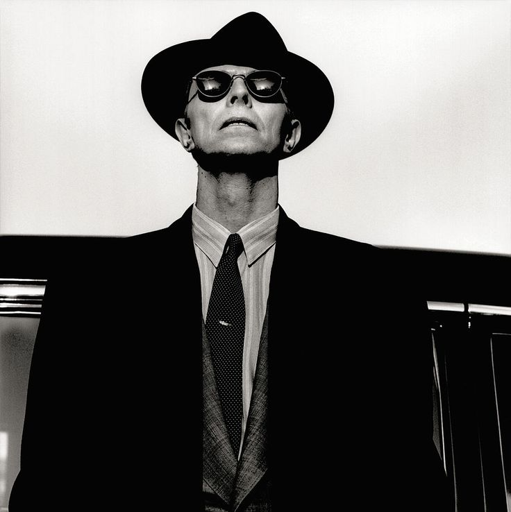David Bowie by Anton Corbijn / Max Magazine, 1993