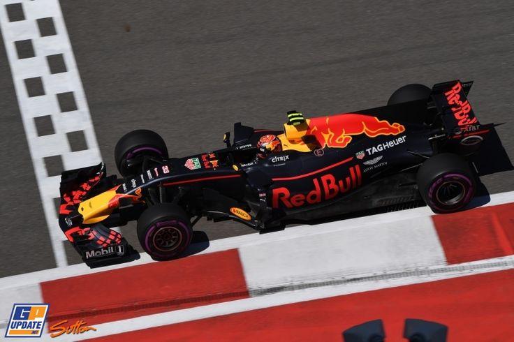 Max Verstappen, Red Bull, Formule 1 Grand Prix van Rusland 2017, Formule 1
