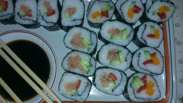 Making SUSHI is Fun!