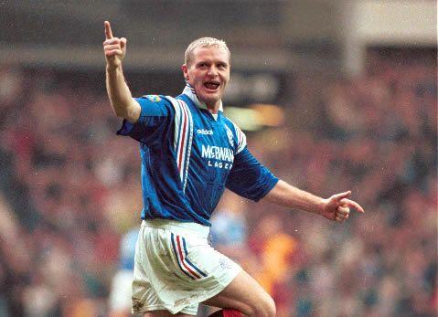 Paul Gascoigne | #Rangers #8