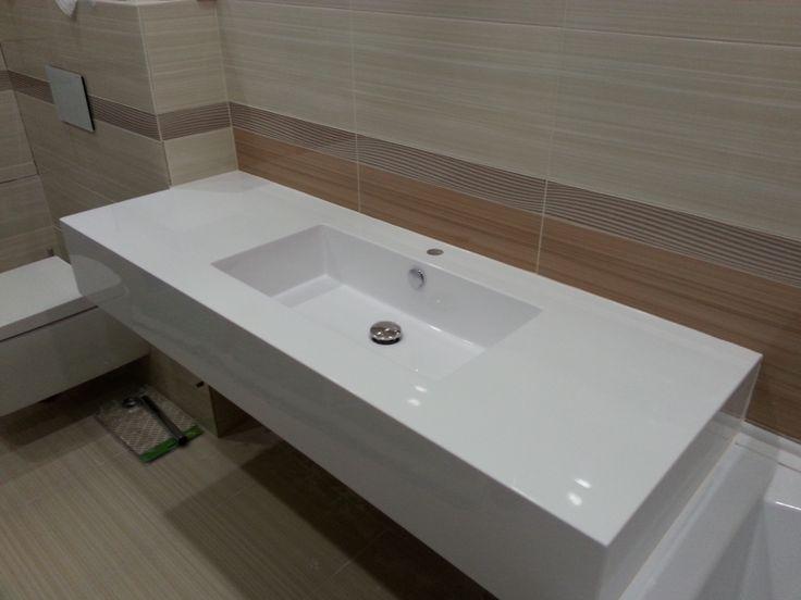 #ЦветиСтиль периодически радует своих клиентов изготовлением нестандартных изделий для #ванных комнат
