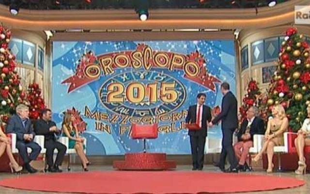 Previsioni per il 2015: l'oroscopo di Paolo Fox - VIDEO #paolofox #oroscopo #tv #segnizodiacali