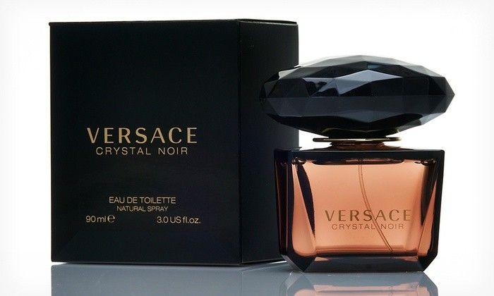 versace crystal noir 50ml -  best price 55.00 euro www.dndperfumes.gr 2312 200571