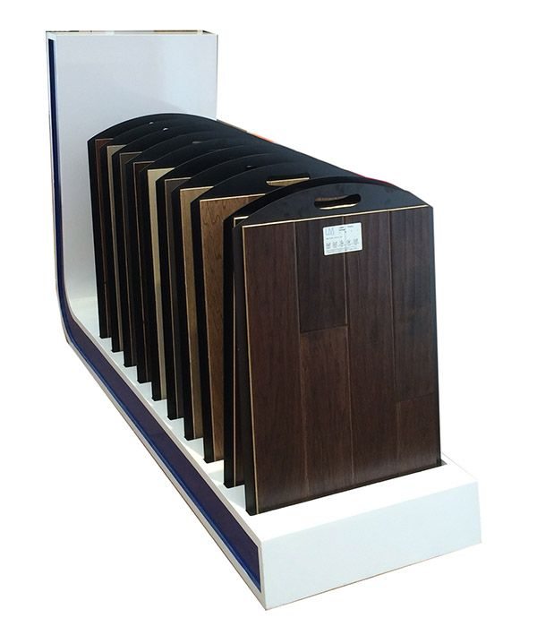 WD720  Hardwood Flooring display  stand  for showroom | Flooring display stand,carpet display,Sample book